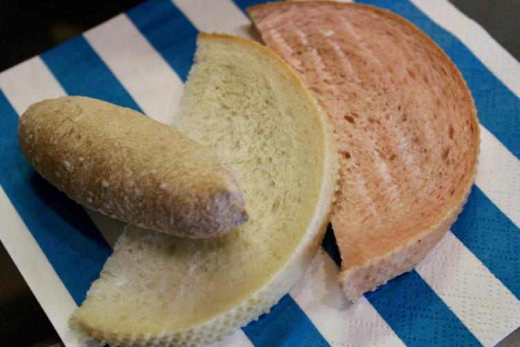 基山町天然酵母のパン