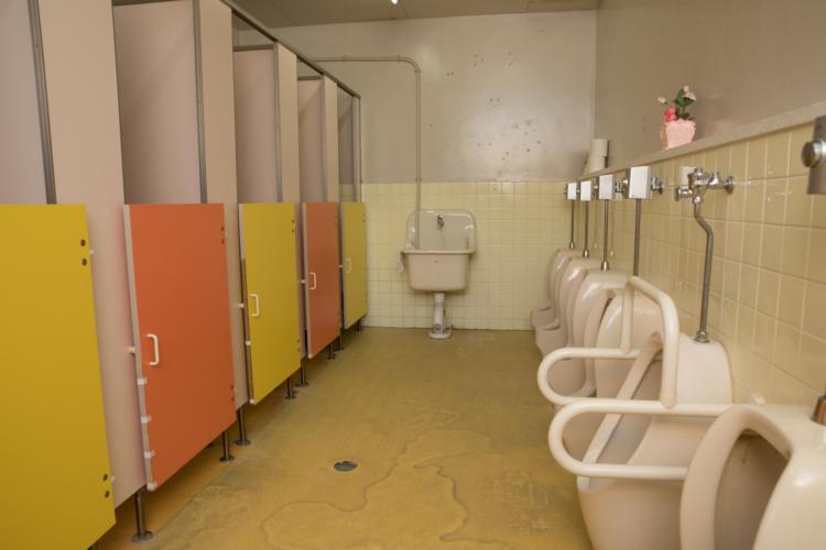 基山保育園トイレ