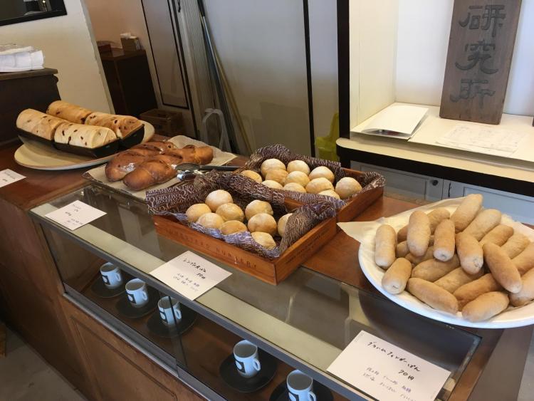 基山フューチャーセンターラボのパン