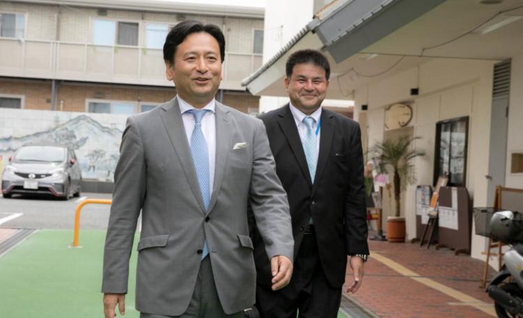 佐賀県知事