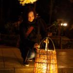 大興善寺の照明デザイナー