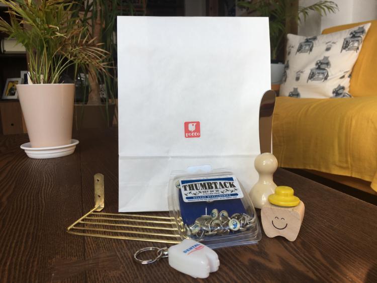 堀田工務店セレクトの雑貨類