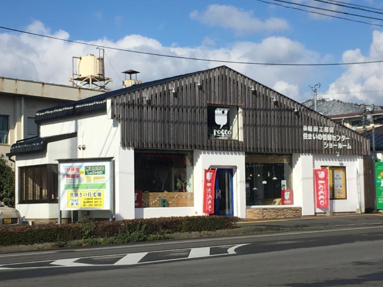 堀田工務店roccoの外観