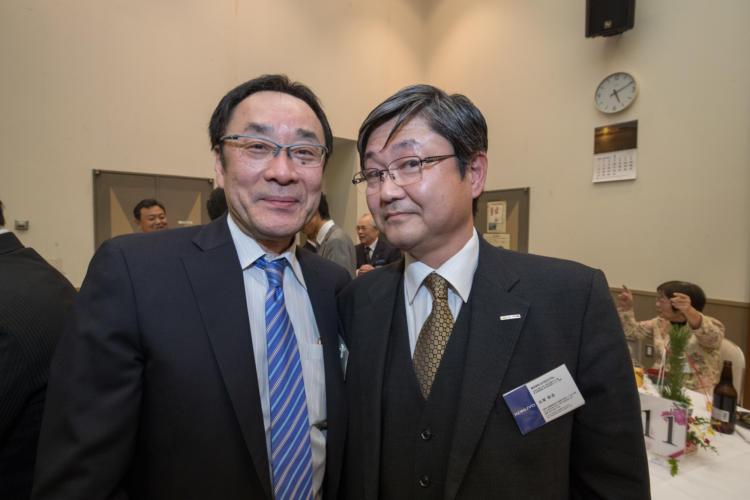 基山モール商店街理事長