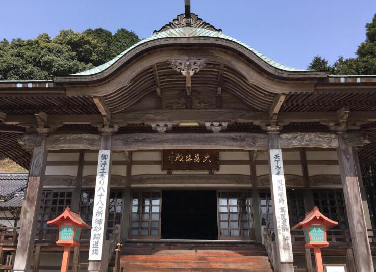吉祥寺の本堂