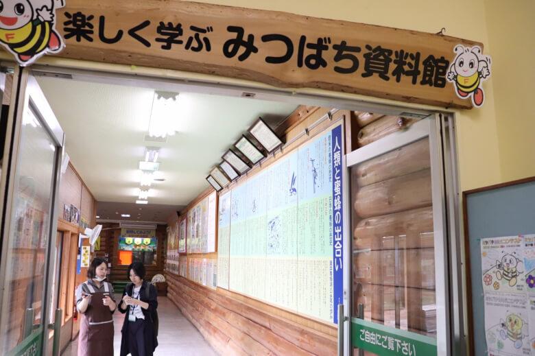 藤井養蜂場のみつばち資料館